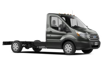 2018 Ford Transit-350 Cutaway - Magnetic Metallic