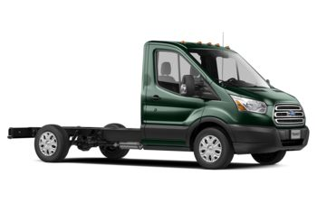 2018 Ford Transit-350 Cutaway - Green Gem Metallic