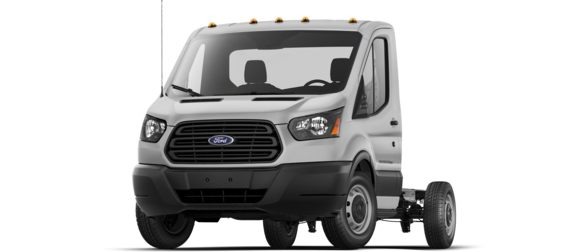 2018 Ford Transit-250 Cab Chassis