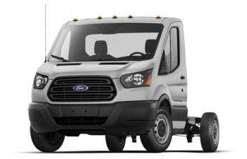 2018 Ford Transit-250 Cab Chassis - N/A