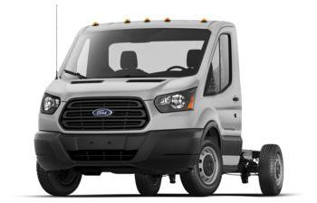 2019 Ford Transit-350 Cab Chassis - Ingot Silver Metallic