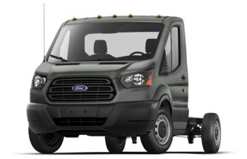 2019 Ford Transit-350 Cutaway - Magnetic Metallic