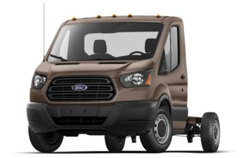 2019 Ford Transit-250 Cab Chassis - Stone Grey Metallic