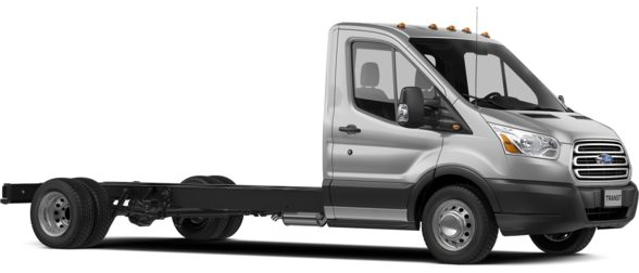 2018 Ford Transit-350 Cab Chassis