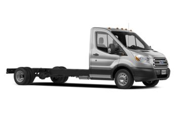 2018 Ford Transit-350 Cab Chassis - N/A