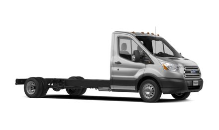 2018 Ford Transit-350 Cab Chassis Base