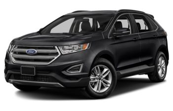 2018 Ford Edge - Shadow Black