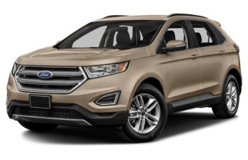 2018 Ford Edge - White Gold