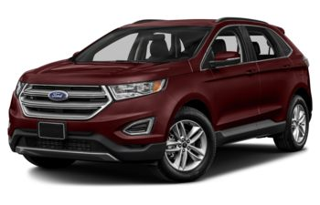 2018 Ford Edge - Burgundy Velvet Metallic Tinted Clearcoat