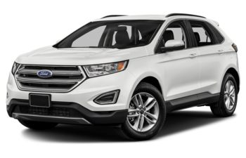 2018 Ford Edge - Oxford White