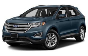 2018 Ford Edge - Blue Metallic