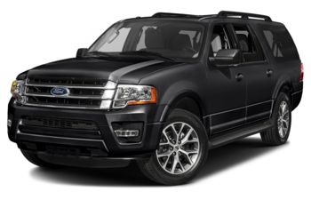 2017 Ford Expedition Max - Shadow Black