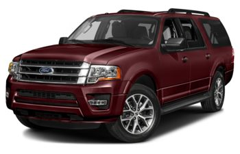 2017 Ford Expedition Max - Bronze Fire Metallic