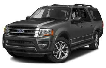 2017 Ford Expedition Max - Magnetic Metallic