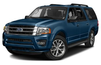 2017 Ford Expedition Max - Blue Jean Metallic