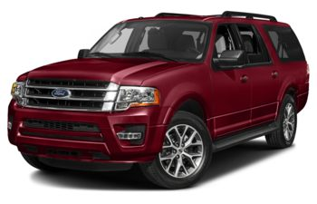 2017 Ford Expedition Max - Ruby Red Metallic Tinted Clearcoat