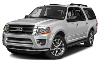 2017 Ford Expedition Max - Ingot Silver Metallic