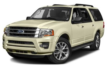 2017 Ford Expedition Max - White Gold