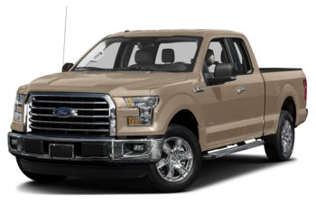 2017 Ford F-150 - White Gold