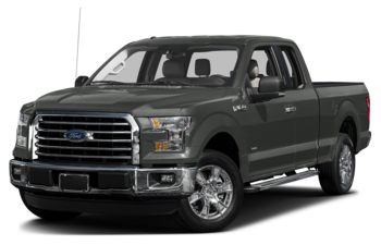 2017 Ford F-150 - Magnetic