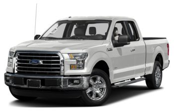 2017 Ford F-150 - Oxford White