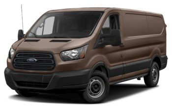 2018 Ford Transit-150 - Stone Grey Metallic