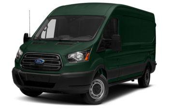2018 Ford Transit-150 - Green Gem Metallic