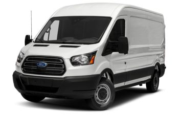 2018 Ford Transit-150 - Oxford White