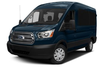 2018 Ford Transit-150 - Blue Jeans Metallic