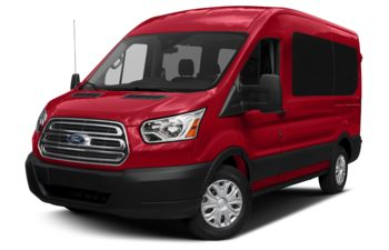 2018 Ford Transit-150 - Race Red