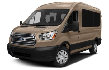 2018 Ford Transit-150 - White Gold Metallic