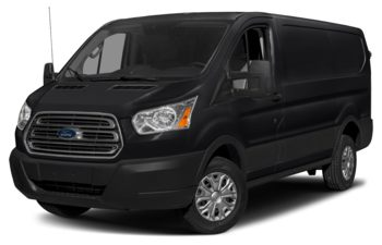 2018 Ford Transit-250 - Shadow Black