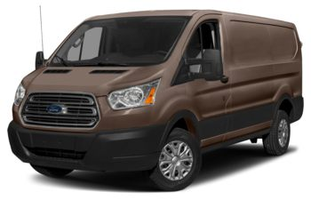 2018 Ford Transit-350 - Stone Grey Metallic