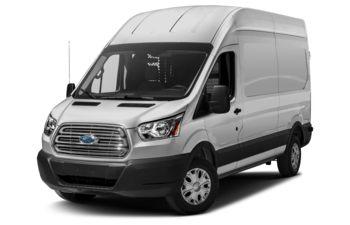 2018 Ford Transit-250 - Ingot Silver Metallic