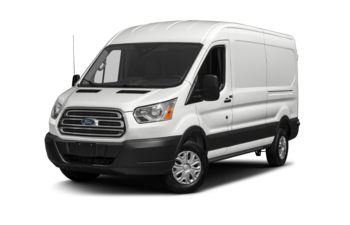 2018 Ford Transit-350 - Oxford White