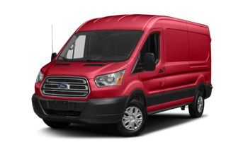 2018 Ford Transit-350 - Race Red