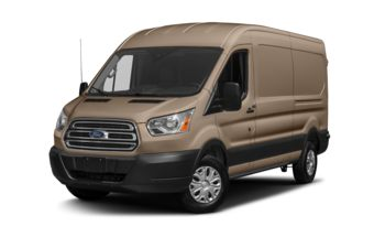 2018 Ford Transit-350 - White Gold Metallic