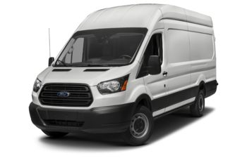 2018 Ford Transit-250 - Oxford White
