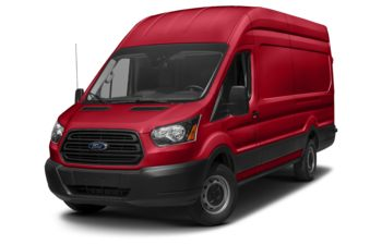 2018 Ford Transit-250 - Race Red