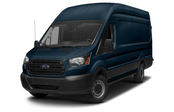 2018 Ford Transit-250 - Blue Jeans Metallic