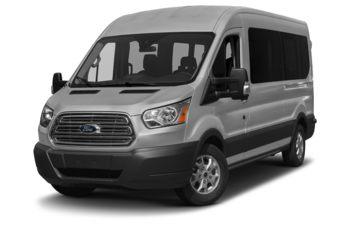 2018 Ford Transit-350 - Ingot Silver Metallic