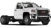 2021 GMC Sierra 3500HD Chassis