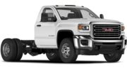 2021 - Sierra 3500HD Chassis - GMC