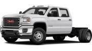 2019 GMC Sierra 3500HD Chassis