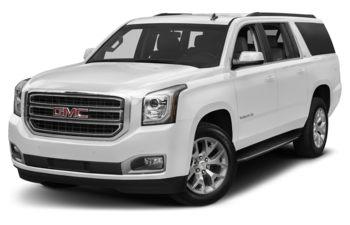 2018 GMC Yukon XL - Summit White