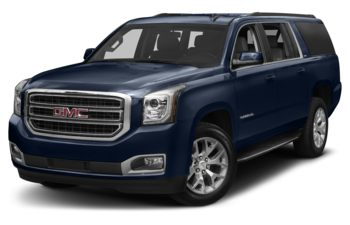 2018 GMC Yukon XL - Dark Sapphire Blue Metallic