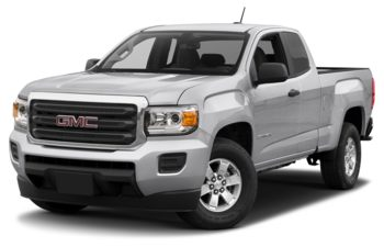 2018 GMC Canyon - Quicksilver Metallic