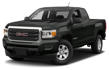 2018 GMC Canyon - Dark Slate Metallic