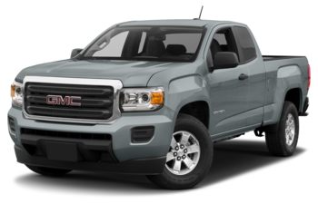 2018 GMC Canyon - Satin Steel Metallic