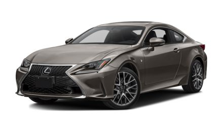 2017 Lexus RC 350 Base
